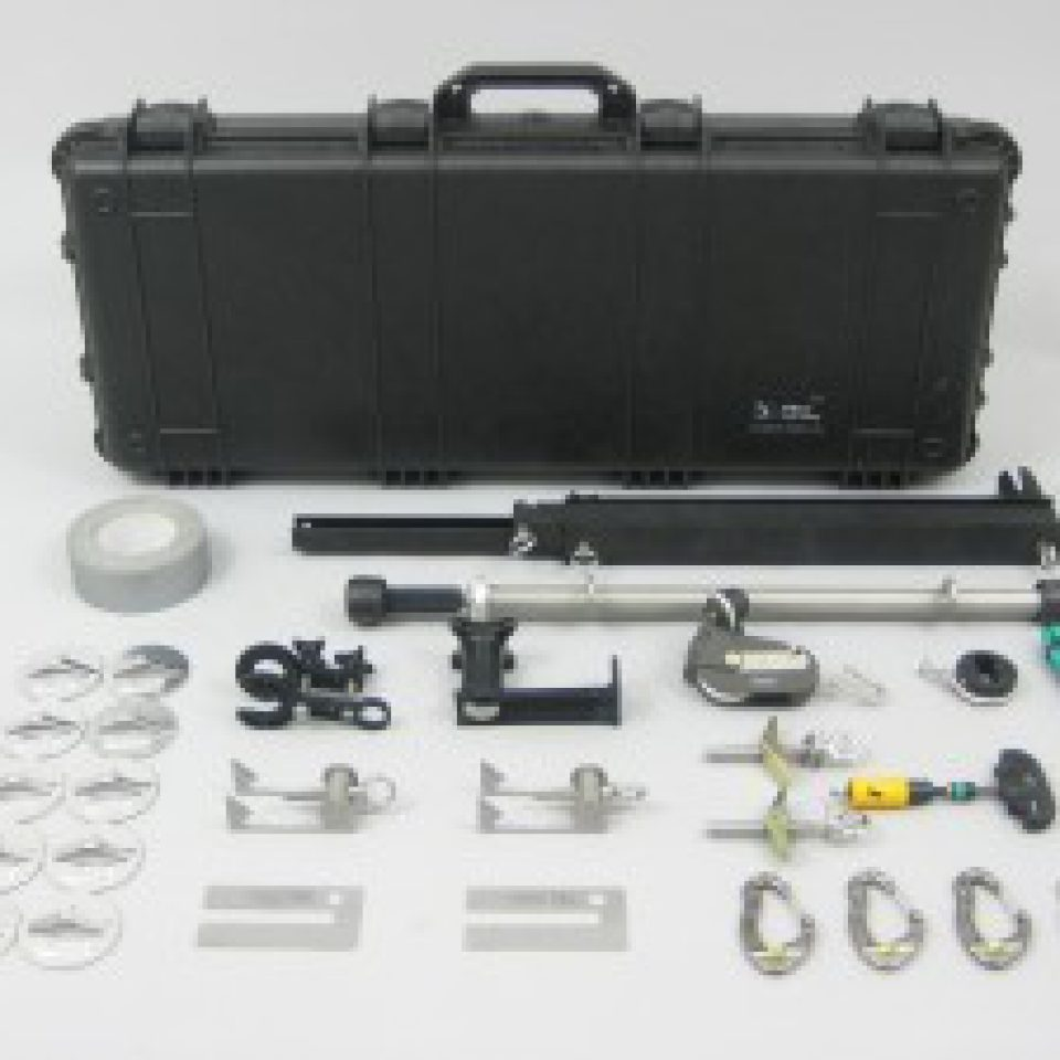 Alpha 5 Building Entry Kit