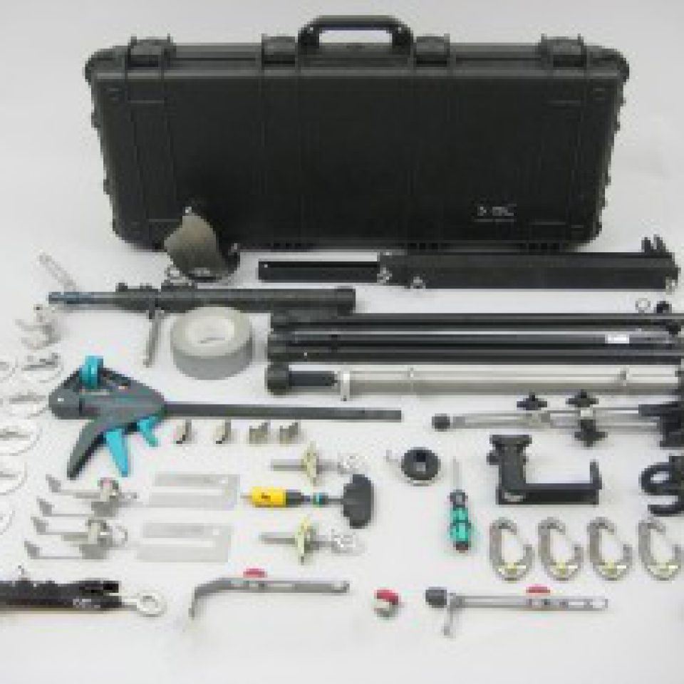 Alpha 4 Building & Vehicle Entry Kit