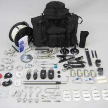 Gamma B Backpack Hook & Line Kit