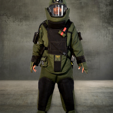 HFS SERIES III EOD SUIT